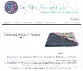 www.lespetitspoissontgris.fr