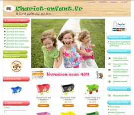 www.chariot-enfant.fr