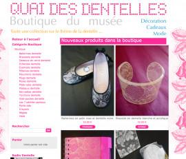 www.quaidesdentelles.com